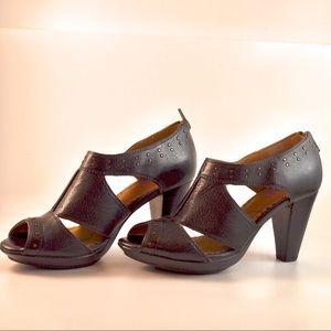 Indigo by Clarks Bardolino Black Boot | Size 7M